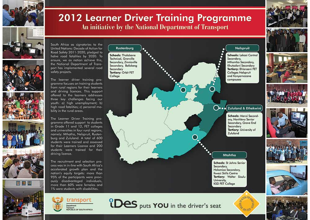 Department of Transport DOT Driver Training Project